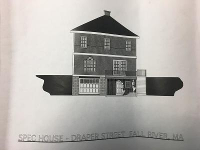 Fall River Single Family Home For Sale: Draper