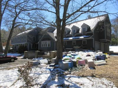 Duxbury Single Family Home Under Agreement: 85 Heritage Ln