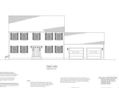Taunton Single Family Home For Sale: Lot 20 Appaloosa Way