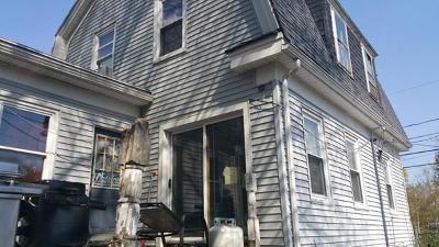 Boston Single Family Home Contingent: 119 Hollingsworth St