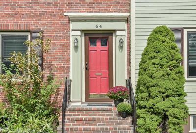 Boston Condo/Townhouse For Sale: 64 Ashland Street #1