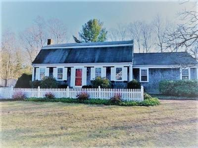 Bridgewater Single Family Home For Sale: 209 South Dr