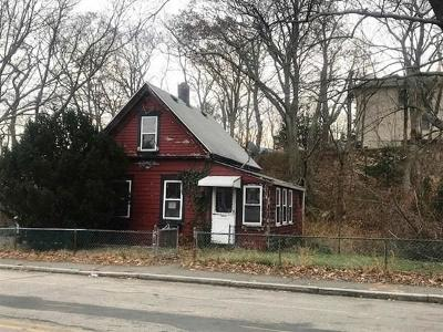 Weymouth Single Family Home Under Agreement: 177 Broad St