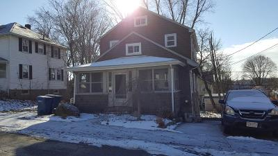 Canton Single Family Home Under Agreement: 38 Chapel St