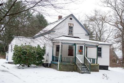 Taunton Single Family Home Under Agreement: 1038 S Precinct St