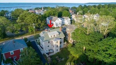 Plymouth Single Family Home Under Agreement: 20 Allerton St