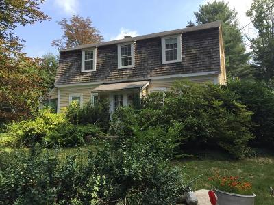 Wenham Single Family Home For Sale: 128 Topsfield Road