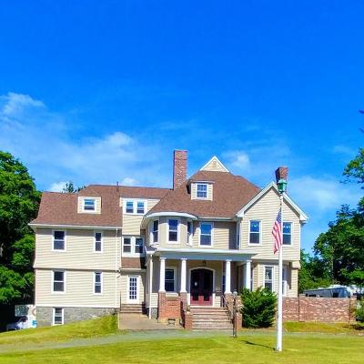 Taunton Single Family Home For Sale: 9 Rockland St