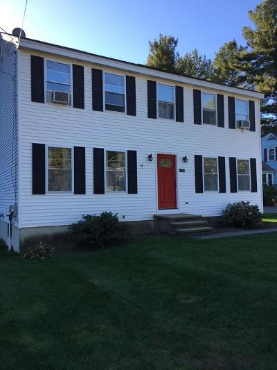 Lowell Single Family Home For Sale: 1284 Varnum Avenue