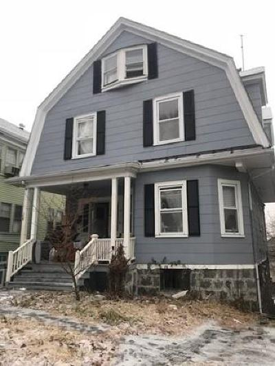 Boston Single Family Home Under Agreement: 19 Westmore Rd