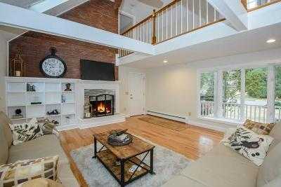 Lynnfield MA Single Family Home For Sale: $1,295,000