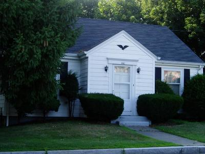 Fall River Single Family Home For Sale: 4110 North Main