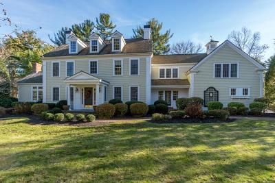 Norwell Single Family Home For Sale: 944 Main Street