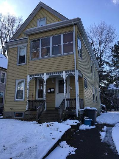 Quincy Multi Family Home For Sale: 82 West Elm Ave