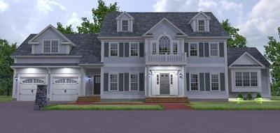Canton Single Family Home For Sale: 5 Horseshoe Lane #(Lot 7)