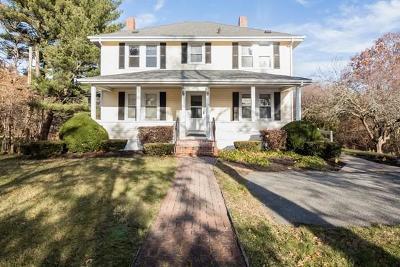 Pembroke Single Family Home For Sale: 19 Mattakeesett St