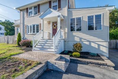 Braintree Single Family Home Under Agreement: 71 Storrs Ave
