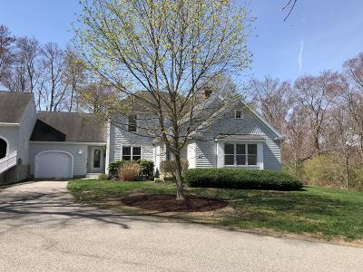 Scituate Single Family Home For Sale: 6 Brookside Lane