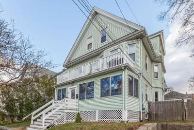 Quincy Condo/Townhouse Under Agreement: 40 Richie Rd #40