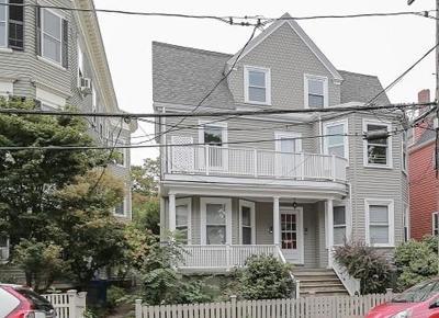 cambridge Rental For Rent: 60 Highland Avenue #2