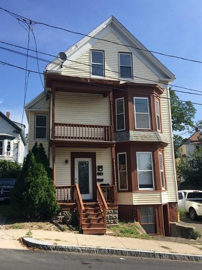 Methuen, Lowell, Haverhill Multi Family Home For Sale: 51 Varnum St