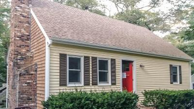 Falmouth Single Family Home Under Agreement: 27 Pinecrest Beach Dr