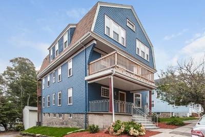 Boston Condo/Townhouse For Sale: 40 Montvale St #1