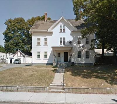Brockton Multi Family Home For Sale: 251 Pleasant St
