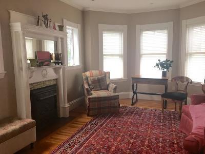 Somerville Rental For Rent: 22 Hudson St #2