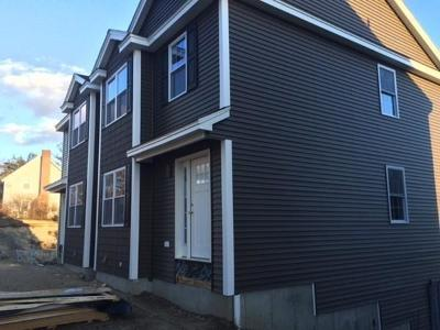 Billerica, Chelmsford, Lowell Condo/Townhouse For Sale: 4 Fairview Street #8