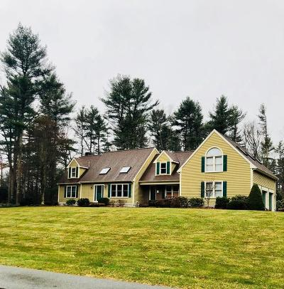 Raynham Single Family Home Under Agreement: 106 Darrington Dr