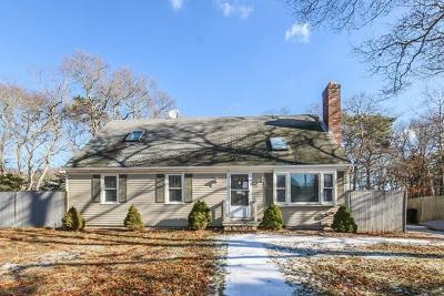 Barnstable Single Family Home Back On Market: 266 Straightway