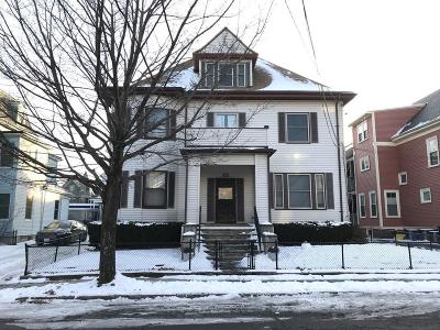 Somerville Rental For Rent: 22 Grand View Ave #1