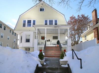 Multi Family Home For Sale: 78 Fletcher Street