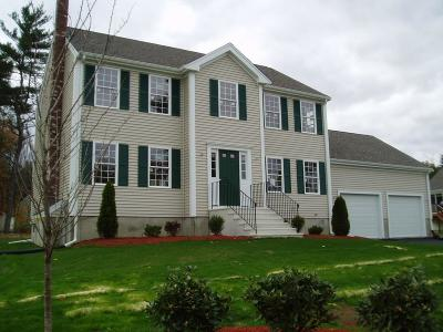 Taunton Single Family Home Under Agreement: 84 Appaloosa Way #38
