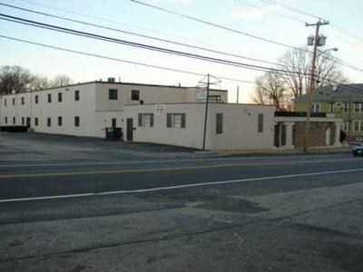 RI-Providence County Commercial For Sale: 767 Hartford Ave