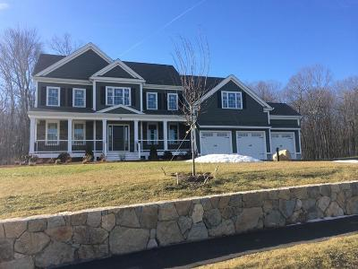 Hopkinton MA Single Family Home For Sale: $1,050,000