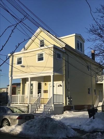 Somerville Multi Family Home For Sale: 79 Derby St