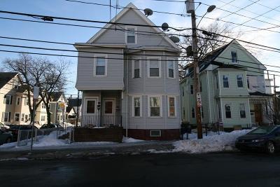 Somerville Rental For Rent: 328 Washington Street #2
