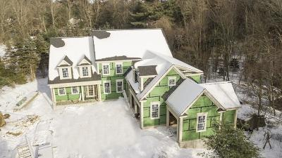 Hopkinton MA Single Family Home For Sale: $1,399,000