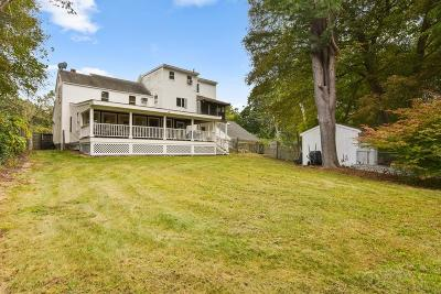 Scituate Single Family Home For Sale: 9-11 Hughey Road