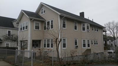 Boston Multi Family Home New: 5337-5339 Washington St