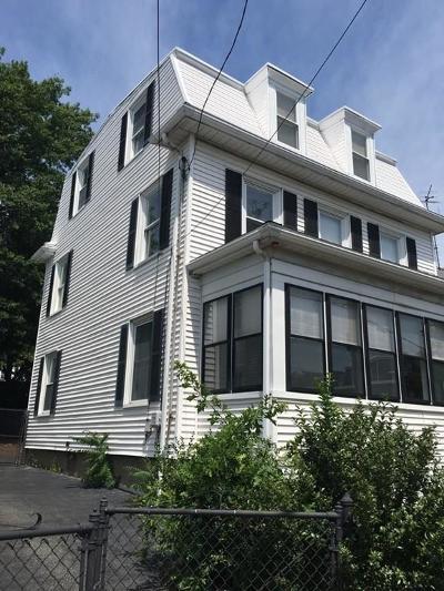 Boston Multi Family Home New: 7 Parker St