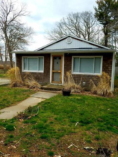Marshfield Single Family Home For Sale: 172 Arlington St