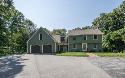 chelmsford Single Family Home For Sale: 44 Westford Street