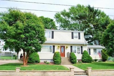 Fall River Single Family Home For Sale: 708 S Almond St