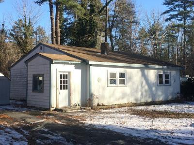 Lakeville Single Family Home New: 4 Island View