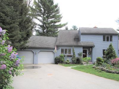 Duxbury Single Family Home For Sale: 67 Trout Farm Ln