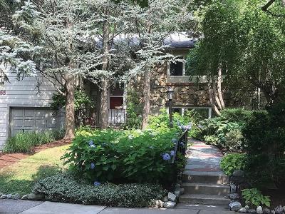Newton Single Family Home New: 55 Wayne Rd