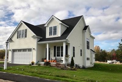 Wrentham Single Family Home For Sale: 154 Killdeer